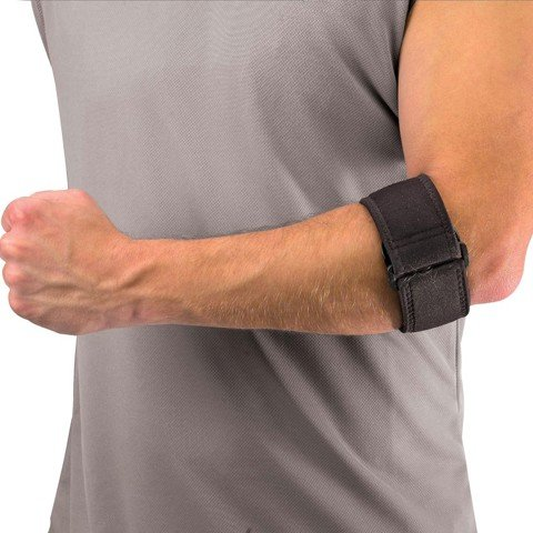 Băng Elbow GEL Mueller TENNIS ELBOW SUPPORT W/GELPAD (70207)