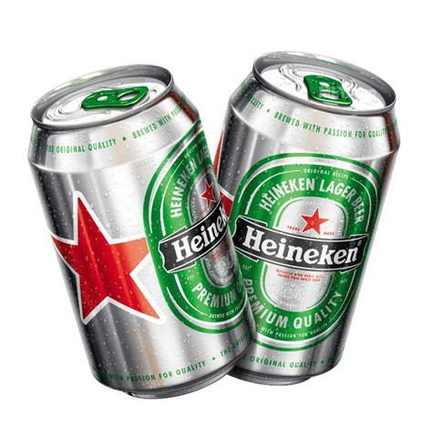 Bia Heineken 330ml