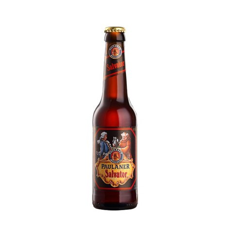 Bia Chai Paulaner Salvator 330ml