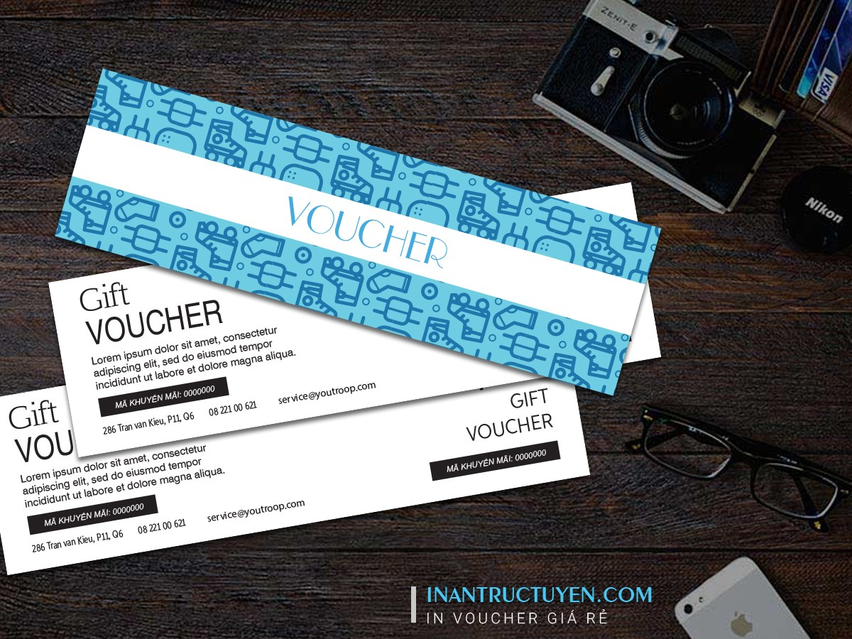 in voucher, in ấn trực tuyến, in danh thiếp, in nhanh, giá rẻ