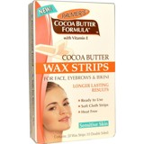 mieng dan tay long palmers cocoa butter wax strips for face eyebrows bikini