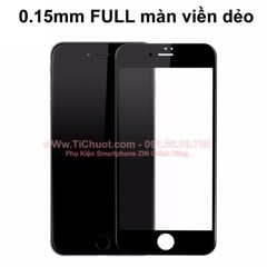 Kính CL iPhone 7 Plus/ 8 Plus FULL Màn Viền Dẻo 0.15mm