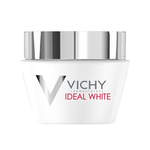 kem gel duong trang da vichy ideal white whitening replumping gel cream