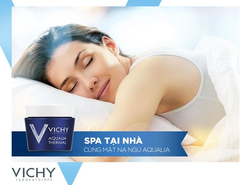 Vichy Aqualia Thermal Spa Sleeping Mask