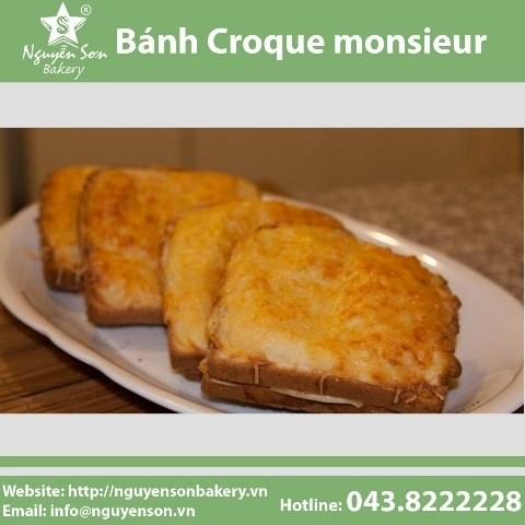 Bánh Croque monsieur