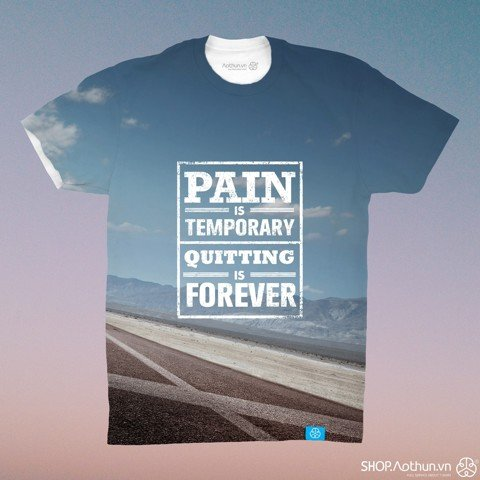 Pain Is Temporary - Run