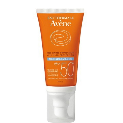 kem chong nang avene very high protection emulsion spf50+ 50ml