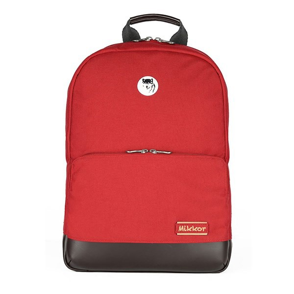Balo Laptop Mikkor The Boris Briemier Red