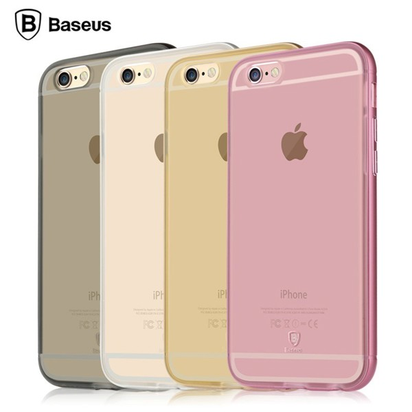 Ốp lưng Iphone 6/6S & 6 Plus/6S Plus Baseus Golden