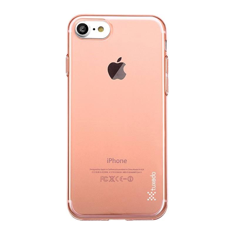 Ốp lưng iPhone 8 / iPhone 7 Tuxedo AirSkin (nhựa trong, đàn hồi, chống va đập, chống bám vân tay)