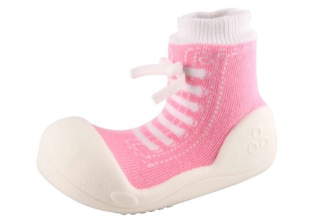 Giầy tập đi Attipas Sneakers Pink - AS06