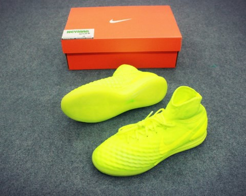 Nike MagistaX Proximo II IC - Volt/Volt/Barely Volt/Electric Green
