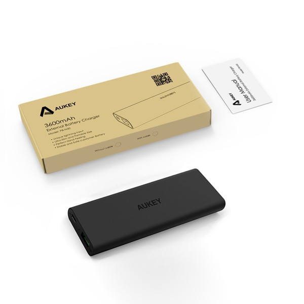 Pin sạc dự phòng Aukey PB-N30 siêu bền