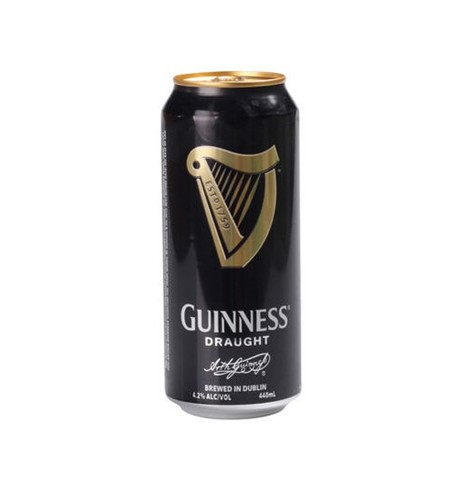 Bia Lon Guiness 440ml
