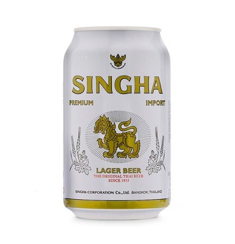 Bia Lon Singha 330ml
