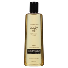 DẦU DƯỠNG DA NEUTROGENA BODY OIL LIGHT SESAME FORMULA 250ML